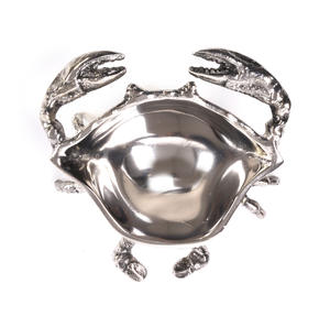 Nickel Crab Bowl Thumbnail 3