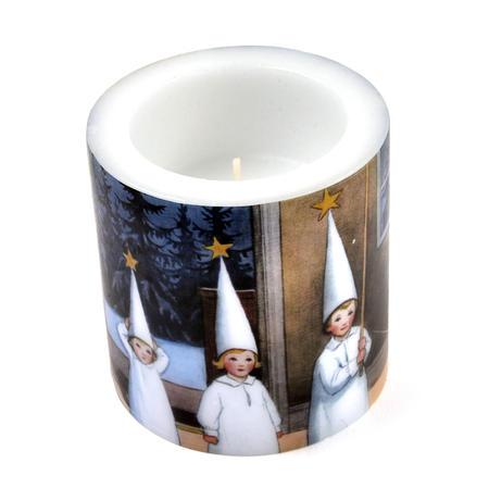 Stars - Elsa Beskow Lantern Candle