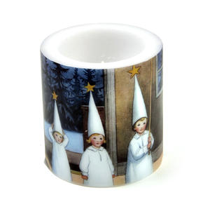 Stars - Elsa Beskow Lantern Candle Thumbnail 2