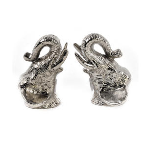 Elephant Salt & Pepper Cruet Set by Culinary Concepts