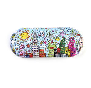 "James Rizzi ""My New York City"" Glasses Case"