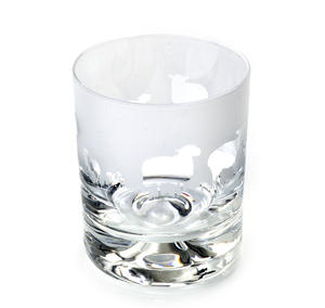 Sheep - 30cl Animo Glass Whiskey Tumbler by The Milford Collection Thumbnail 3