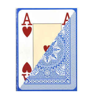 Modiano Poker Playing Cards - Blue Thumbnail 2
