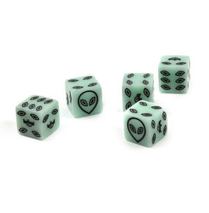 Alien Dice - 5 Poker Dice Set Thumbnail 2