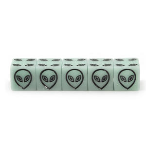 Alien Dice - 5 Poker Dice Set Thumbnail 3