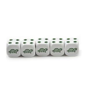 Turtle Dice - 5 Poker Dice Set Thumbnail 2