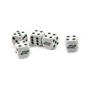 Turtle Dice - 5 Poker Dice Set Thumbnail 3