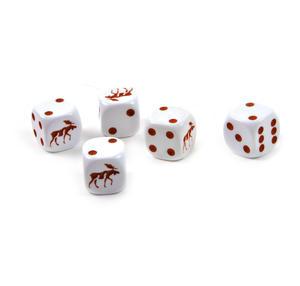 Moose Dice - 5 Poker Dice Set Thumbnail 3