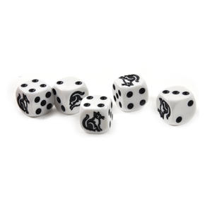 Cat Dice - 5 Poker Dice Set Thumbnail 2