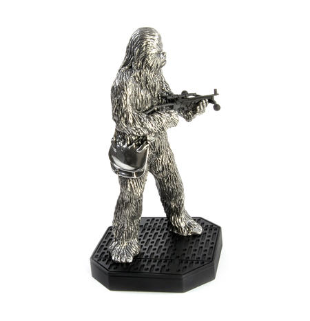 Chewbacca - Star Wars Ltd Edition Figurine by Royal Selangor