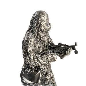 Chewbacca - Star Wars Ltd Edition Figurine by Royal Selangor Thumbnail 2