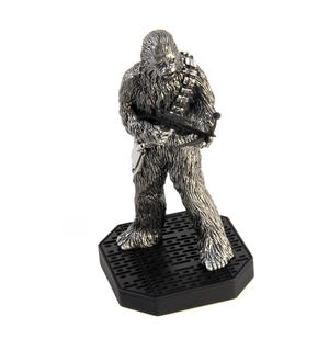 Chewbacca - Star Wars Ltd Edition Figurine by Royal Selangor Thumbnail 4