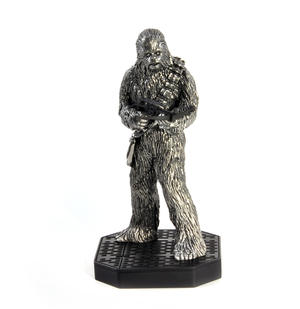 Chewbacca - Star Wars Ltd Edition Figurine by Royal Selangor Thumbnail 5