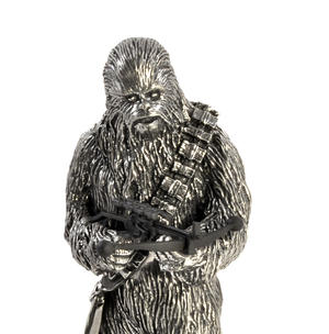 Chewbacca - Star Wars Ltd Edition Figurine by Royal Selangor Thumbnail 6