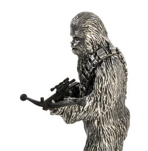 Chewbacca - Star Wars Ltd Edition Figurine by Royal Selangor Thumbnail 7