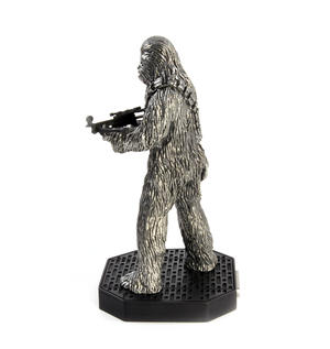 Chewbacca - Star Wars Ltd Edition Figurine by Royal Selangor Thumbnail 8