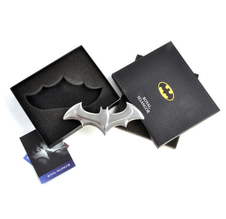 Batman Batarang Letter Opener by Royal Selangor