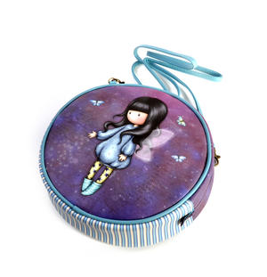 Bubble Fairy - Round Shoulder Bag by Gorjuss Thumbnail 4