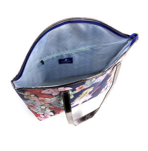 Midnight Garden - Curved Shopper Bag By Mirabelle Thumbnail 7