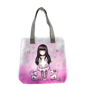 Tall Tails - Shopper Bag By Gorjuss Thumbnail 1