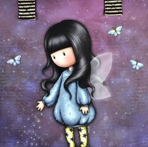 Bubble Fairy - Shopper Bag By Gorjuss Thumbnail 6