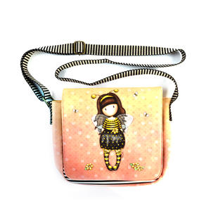 Bee-Loved (Just Bee-Cause) - Cross Body Bag By Gorjuss Thumbnail 1