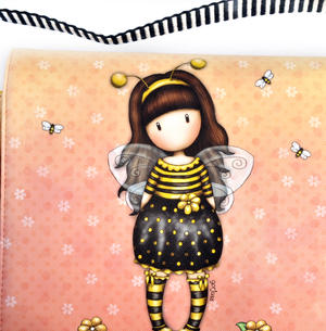 Bee-Loved (Just Bee-Cause) - Cross Body Bag By Gorjuss Thumbnail 2