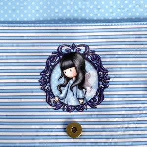 Bubble Fairy - Cross Body Bag By Gorjuss Thumbnail 4