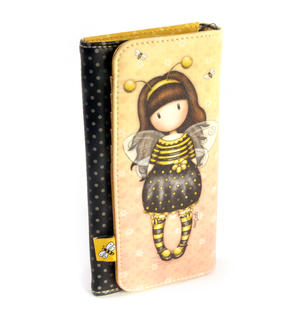 Bee-Loved (Just Bee-Cause) - Long Wallet Gorjuss
