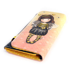 Bee-Loved (Just Bee-Cause) - Long Wallet Gorjuss Thumbnail 3