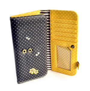 Bee-Loved (Just Bee-Cause) - Long Wallet Gorjuss Thumbnail 6
