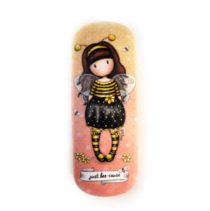 Bee-Loved (Just Bee-Cause) - Glasses Case by Santoro Thumbnail 3