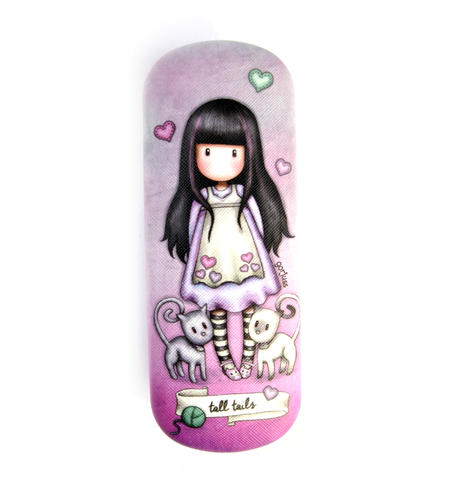 Tall Tails - Glasses Case by Santoro