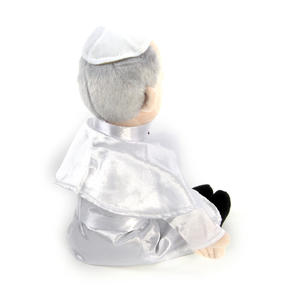 Pope Francis Soft Toy - Little Thinkers Doll Thumbnail 4
