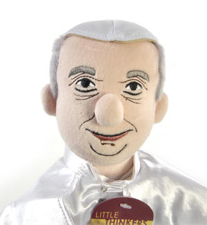 Pope Francis Soft Toy - Little Thinkers Doll Thumbnail 5
