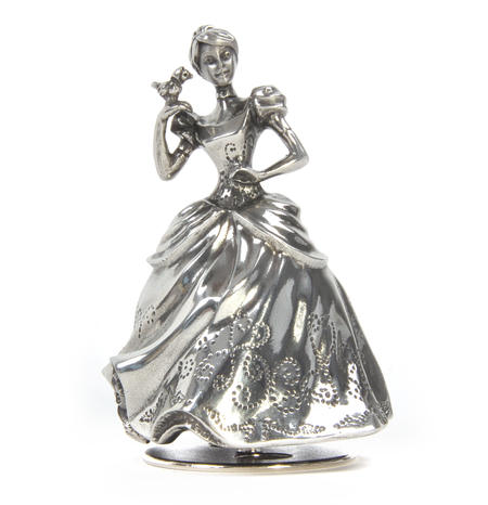 Cinderella - Disney Princess Sculpture by Royal Selangor 016309R