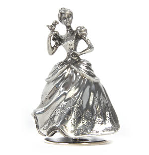Cinderella - Disney Princess Sculpture by Royal Selangor 016309R Thumbnail 1