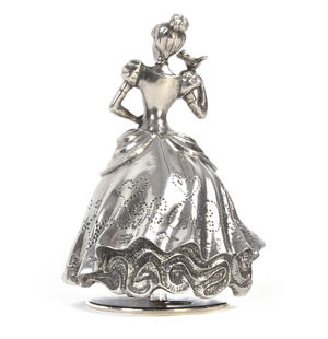 Cinderella - Disney Princess Sculpture by Royal Selangor 016309R Thumbnail 3