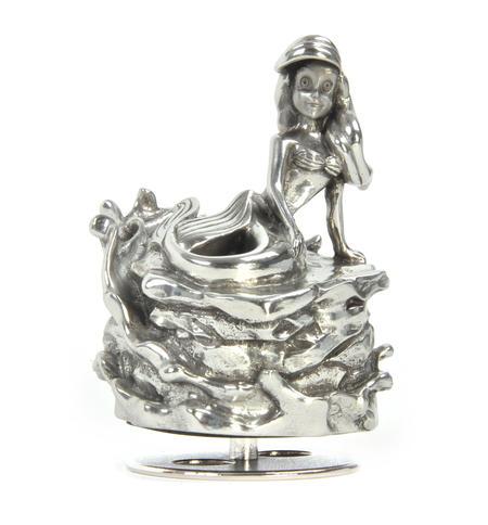 Ariel - The Little Mermaid Disney Princess Sculpture by Royal Selangor 016305R