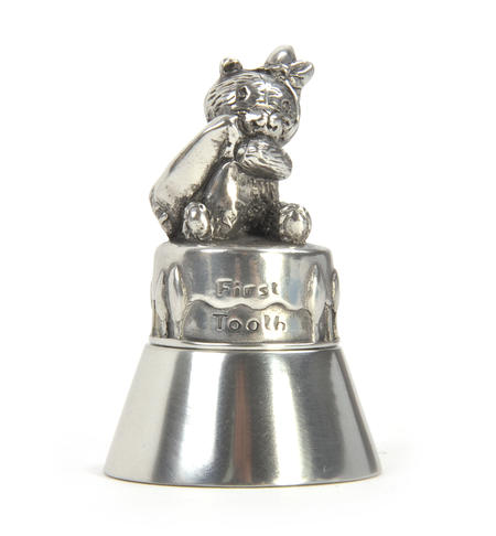 Teddy Bear - My First Tooth Box - Teddy Bears Picnic by Royal Selangor 016800R