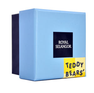 Teddy Bear - My First Tooth Box - Teddy Bears Picnic by Royal Selangor 016800R Thumbnail 6