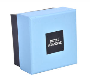 Boy Teddy Car Keepsake Box - Teddy Bears Picnic by Royal Selangor 016514R Thumbnail 6