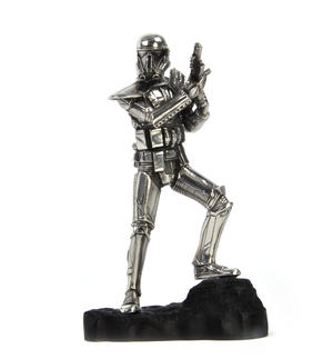 Star Wars Death Trooper by Royal Selangor Thumbnail 1