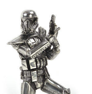 Star Wars Death Trooper by Royal Selangor Thumbnail 2