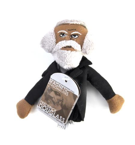 Frederick Douglass Finger Puppet and Refrigerator Magnet