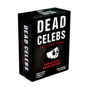 Dead Celebs Card Game Thumbnail 3