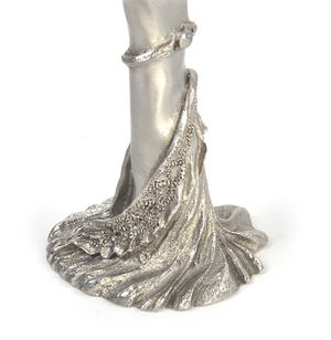 Galadriel - Lord of the Rings Goblet in Heavy Hallmarked Pewter by Tolkien Enterprises & Royal Selangor 272501 Thumbnail 5