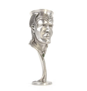 Aragorn - Lord of the Rings Goblet in Heavy Hallmarked Pewter by Tolkien Enterprises & Royal Selangor 272580 Thumbnail 1