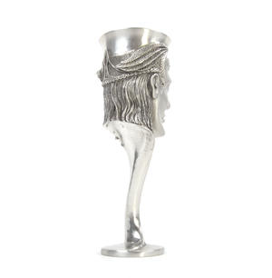 Aragorn - Lord of the Rings Goblet in Heavy Hallmarked Pewter by Tolkien Enterprises & Royal Selangor 272580 Thumbnail 2