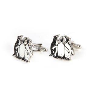 Cufflinks - Three Penguins Thumbnail 4